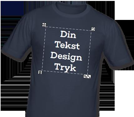 Design Din Egen T shirt </p>                     </div>   <!--bof Product URL --> <!--eof Product URL --> <!--bof Quantity Discounts table --> <!--eof Quantity Discounts table --> </div>                        </dd> <dt class=